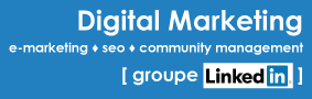 Groupe LinkedIn Digital Marketing