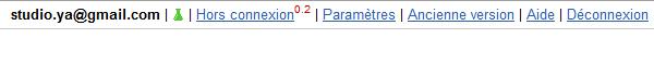 Paramètres de Gmail