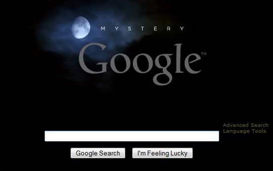 Mystery Google ?