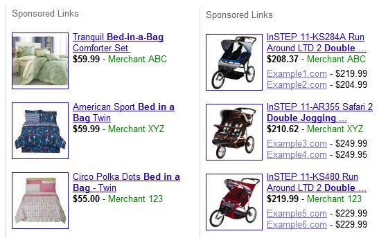 Product Listing Ads de Google