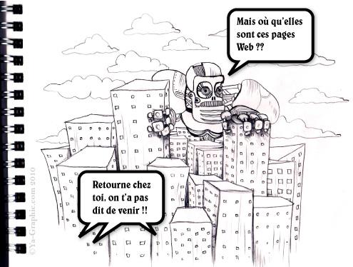 L'utilité du fichier robots.txt