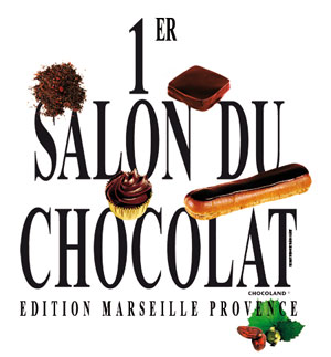 1er Salon du Chocolat - Edition Marseille Provence