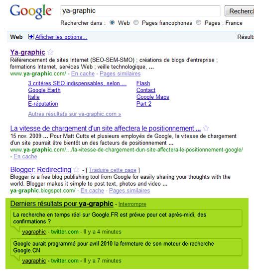 Accord Google Twitter : les tweets seront mieux indexés