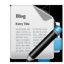 fréquence publication blog