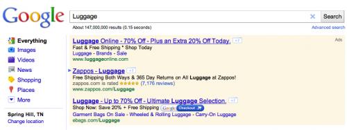 Qu'apportera le +1 de Google aux annonceurs ?