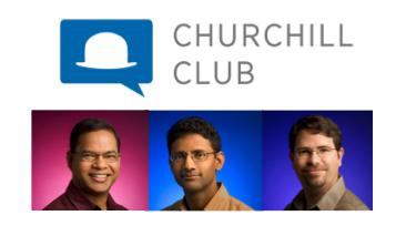 Churchill Club: Au sein du bureau de la recherche de Google