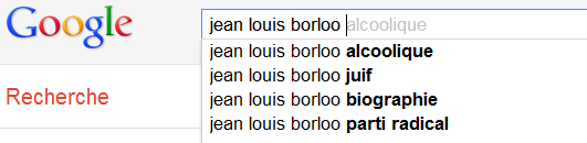 Jean-Louis Borloo - Suggestions de Google