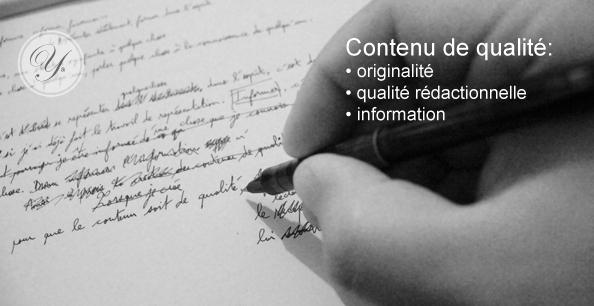 10 conseils pour créer un contenu de qualité dans votre site web