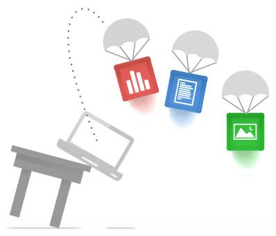 Google Drive - Sauvegarde de fichiers en ligne