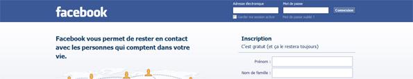 Facebook : le réseau social