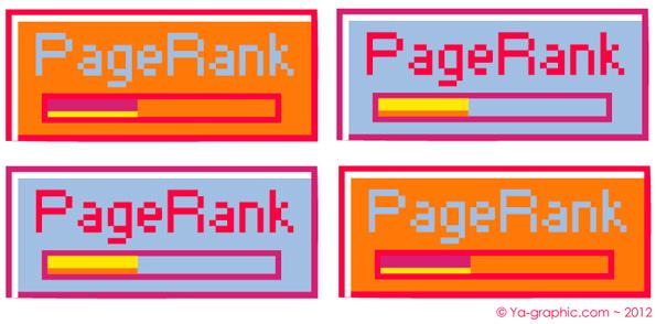 Mai 2012: Mise à jour du PageRank