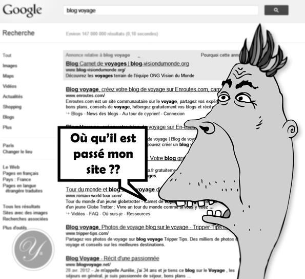 10 raisons de l'envoi de votre site dans la sandbox de Google