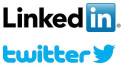 Fin du partenariat en Twitter et LinkedIn