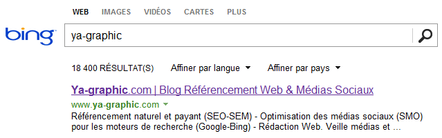 Résultat de recherche Bing pour « ya-graphic »