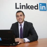 Ali Matar, Directeur du bureau LinkedIn à Dubaï