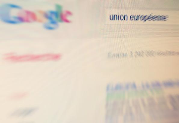 Plainte contre Google: La marque Google affichée dans les résultats