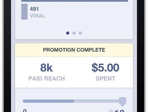 Facebook: Un stagiaire responsable de la publicité mobile