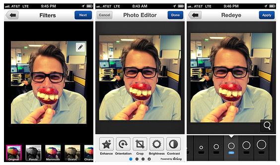 La nouvelle application Flickr pour iPhone, un remède contre Instagram ?