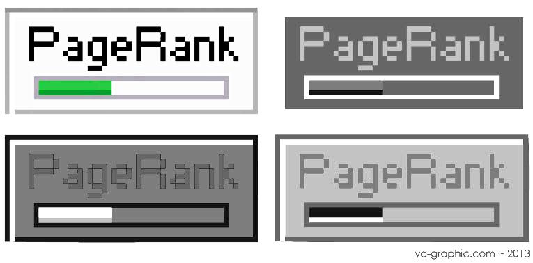 Mise à jour du PageRank, 5 février 2013