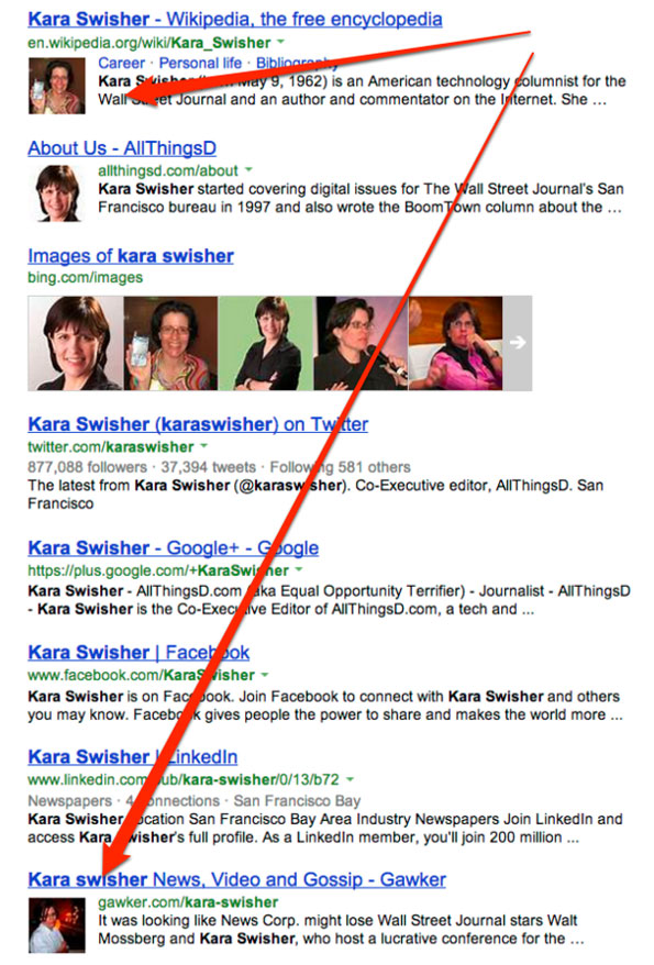 Bing utilisera-t-il votre portrait pour affiner ses résultats de recherche ?