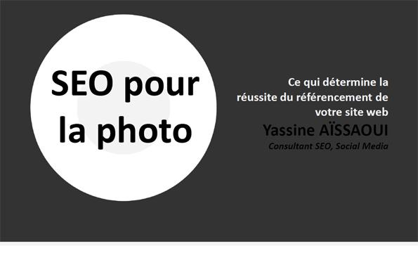 SEO pour la photo: bien référencer votre site web de photo