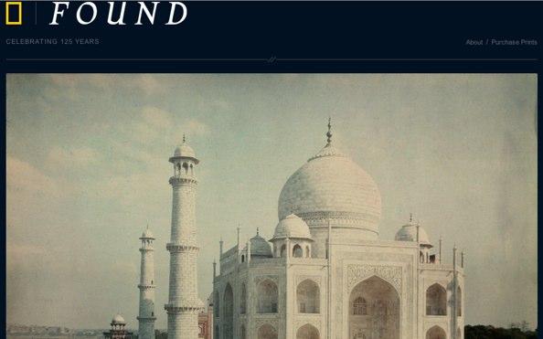 Pourquoi un compte Tumblr pour National Geographic ?