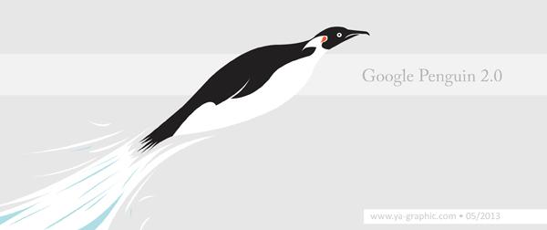 Lancement de Google Penguin version 2.0