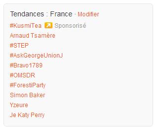 Bug TT Twitter (trending topics)