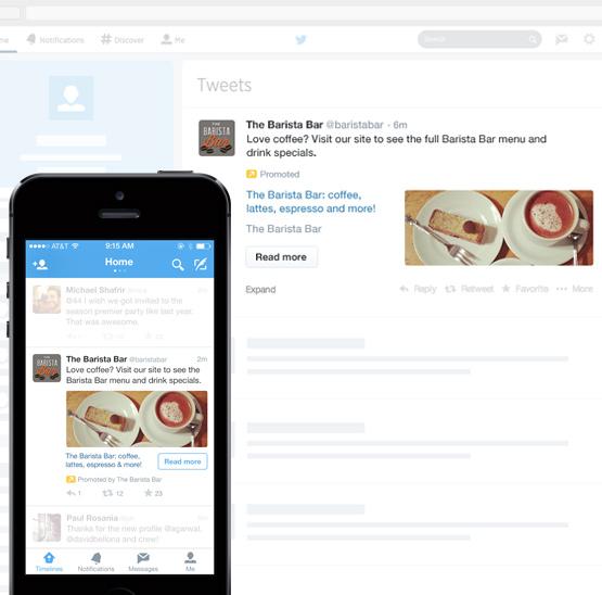 Générer du trafic qualifié et des conversions avec la Website Card de Twitter