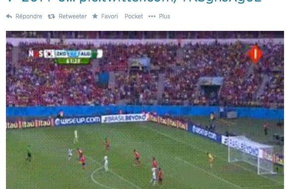 @ReplayLastGoal, voir les derniers buts de la Coupe du Monde dans Twitter