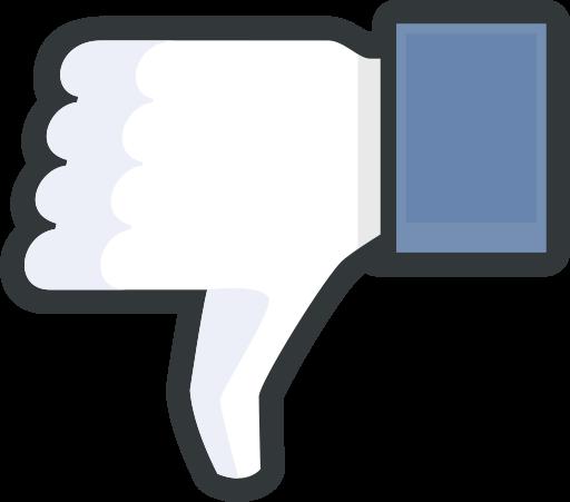 Facebook : Que cache la diminution des mentions J'aime ?