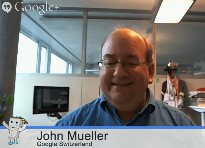 John Mueller : le retour de Matt Cutts chez Google