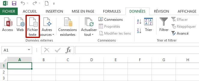Importer vos contacts LinkedIn dans Excel