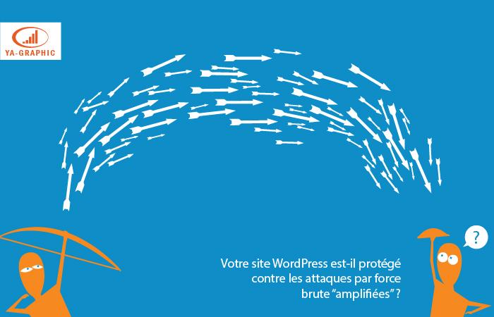 WordPress : une amplification des attaques par force brute