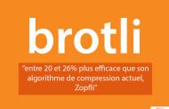 Google lance Brotli pour augmenter la vitesse des navigateurs web