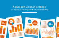 A quoi sert un bilan de blog ?