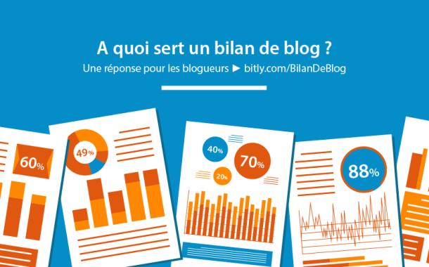 Le bilan de blog pour atteindre vos objectifs de blogueur