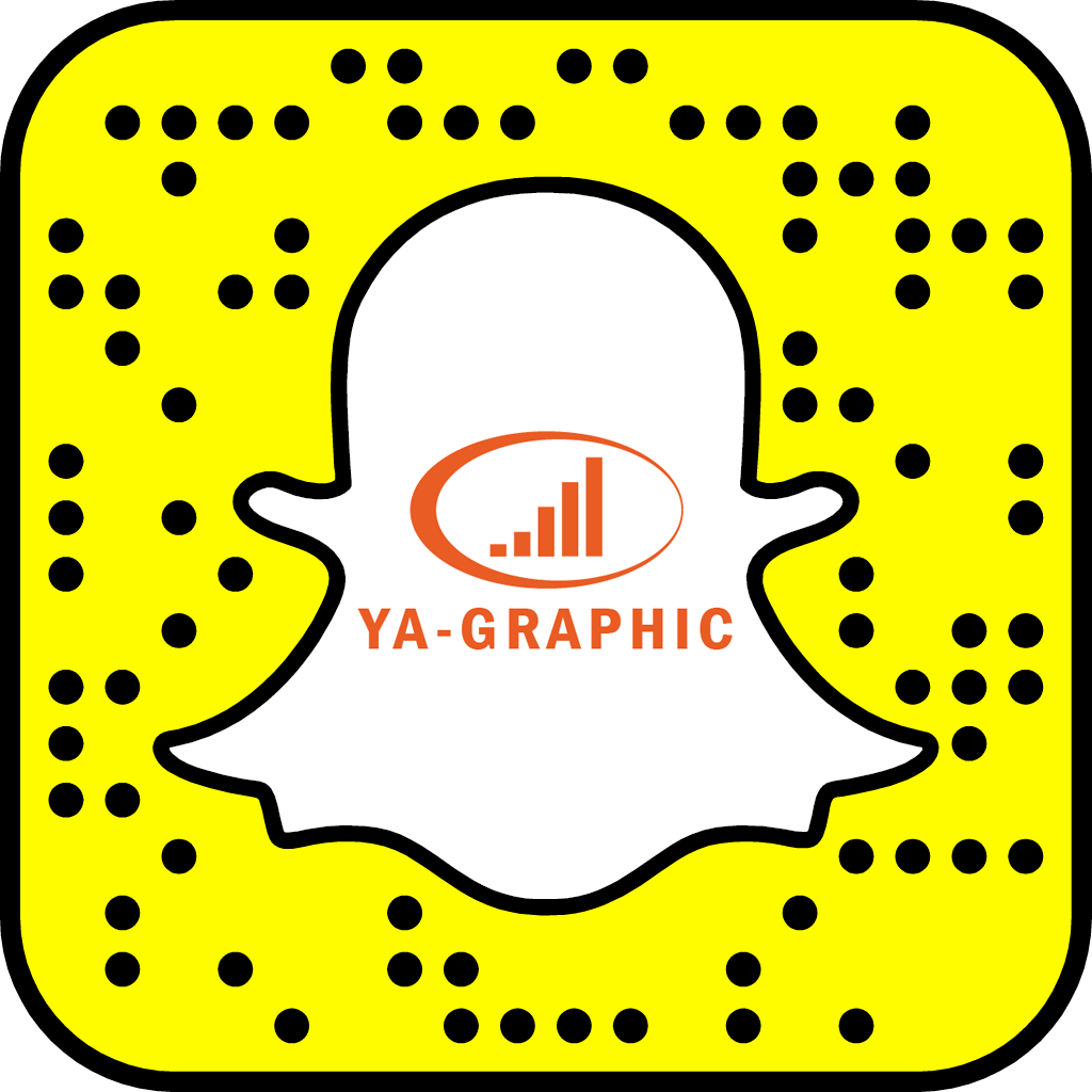 Snapchat: Ya-graphic