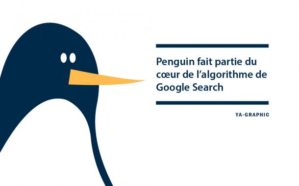 L'algorithme Penguin (de Google) tourne désormais en temps réel