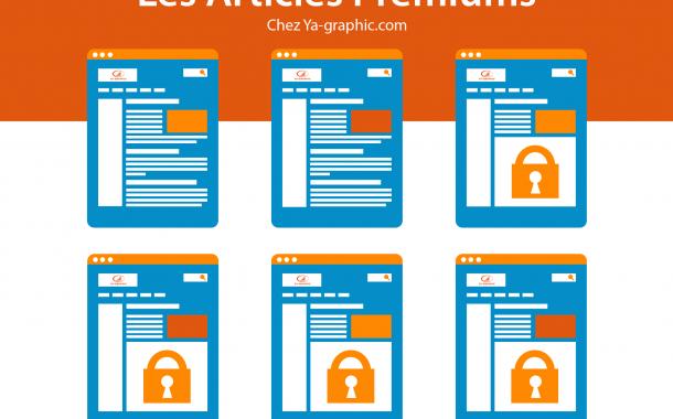 Nouveau : les Articles Premiums de Référencement Web chez Ya-graphic.com