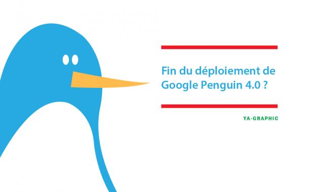 Le déploiement de Penguin 4.0 s'est achevé (annonce de Google)
