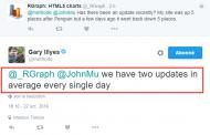 """""""Deux mises à jour de Google en moyenne chaque jour"""", d'après Gary Illyes"""