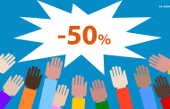 Soldes d'Hiver 2017 : Opération -50% chez Ya-graphic.com