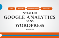 Installer Google Analytics dans WordPress (Module n°5)