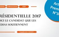 Présidentielle 2017 : Voici le candidat que les médias soutiennent