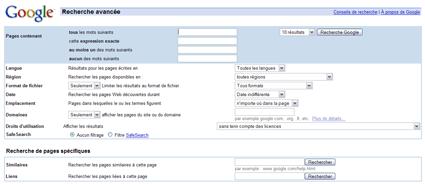Google tips : Astuces de recherche et fonctions de Google