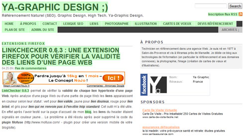 Extensions Firefox : 7 extensions SEO et Web pour Firefox