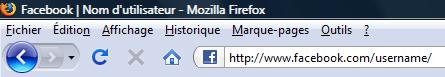Choisir un nom d'utilisateur pour votre profil