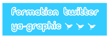 Formation Twitter par Ya-graphic