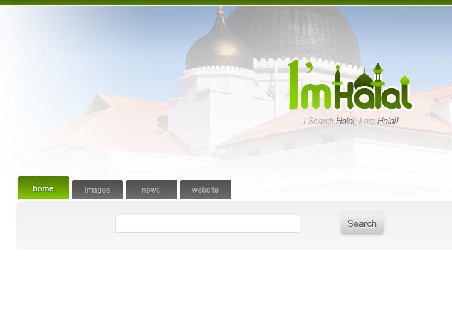 Le moteur de recherche ImHalal
